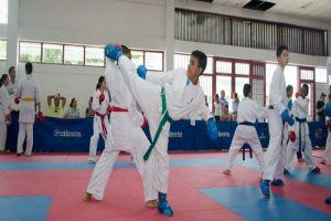 Para de Karate seleccionará a los mejores atletas caleños para los Juegos Departamentales 2019