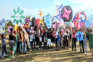 Caleños disfrutaron del Segundo Festival Multicultural de Cometas