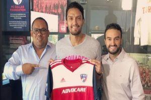 Abel Aguilar dejó el Deportivo Cali y se fue al FC Dallas en la MLS
