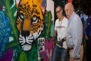 Arrancó el Festival Graficalia 2018 para la Paz