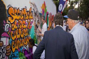 Graficalia tomó las calles de Cali por la paz