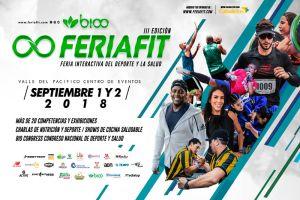 Cali festejará el deporte este fin de semana con FeriaFit
