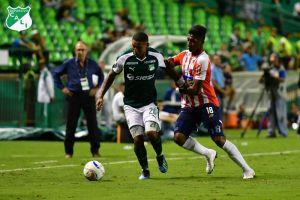 Deportivo Cali derrotó a Junior y se anota entre los primeros de la liga