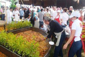 """Festival gastronómico """"Por una Causa"""" reunirá a más de 60 paelleros"""