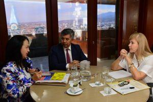 Gobernación aportará recursos para reanudar atención en el servicio judicial