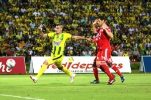 América está crecido y venció a Bucaramanga 3-1 este fin de semana
