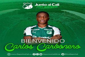Este es el nuevo jugador del Deportivo Cali que reforzará la Suramericana