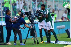 Imágenes: Vea como fue la aplastante victoria del Deportivo Cali contra Equidad