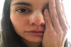 Actriz Eileen Moreno denunció que fue víctima de maltrato