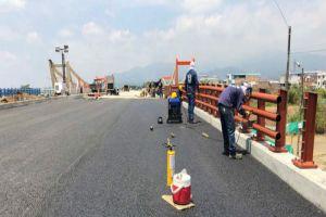 Prolongación de la avenida Ciudad de Cali en etapa final