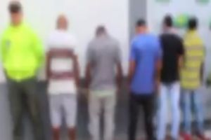 """Detenidos """"Los de Sampe"""", vinculados con homicidios y microtráfico"""