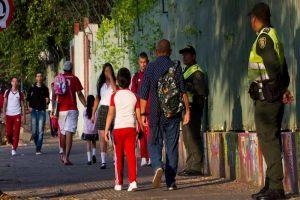 """Estrategia de seguridad """"Radar"""" inicia accionar en entornos escolares"""