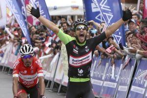 Julián Quinteró lideró cuarta etapa del Clásico RCN Arawak