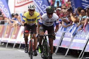 Edward Beltrán ganó octava etapa y Alex Cano queda próximo a ganar el Clásico RCN