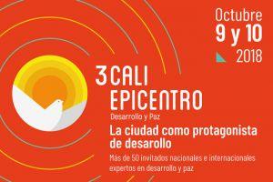 """Más de 50 expertos compartirán sus experiencias en """"Cali Epicentro Desarrollo y Paz"""""""