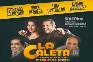 """""""La Caleta"""": Del corazón del Valle a la gran pantalla"""