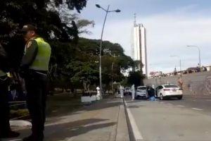 Hombre murió baleado en plena vía pública al centro de la ciudad