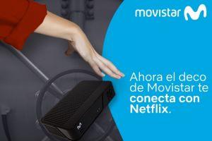 Movistar Colombia ofrece la opción de disfrutar Netflix