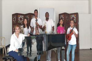 Escuela de Música Desepaz seleccionada para homenajear a compositores colombianos