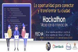 Participa el 9 y 10 de noviembre en la hackathon