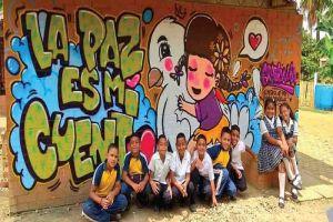 """Este martes será el lanzamiento de la segunda edición de """"La Paz es Mi Cuento"""""""