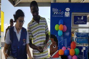 BiblioMIO cuenta con 300 nuevos libros a disposición de niños y adultos