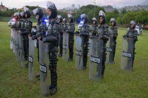 620 militares reforzarán labores de seguridad en calles de Cali