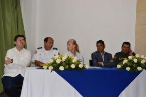 Gobernación lanzó campaña de prevención frente al uso de pólvora