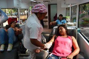 Invitan a los vallecaucanos a donar sangre en vísperas de temporada decembrina