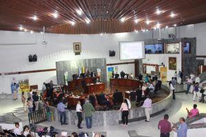 Concejo aprobó presupuesto 2019 por más 3.5 billones