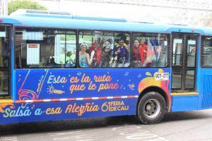 El MIO dispondrá ruta especial para la Feria de Cali