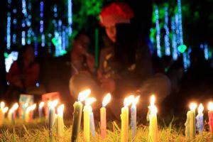 Noche de las Velitas dejó ocho personas lesionadas con pólvora en el departamento