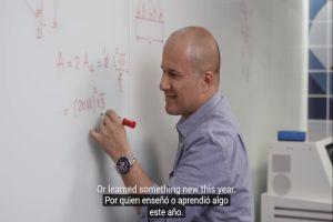 """""""Julioprofe"""" innovó la manera de enseñar física y matemáticas"""