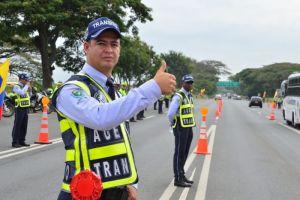 Desplegados 7 mil uniformados para la seguridad vial del Valle este fin de año