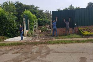 Zona verde de Pance ocupada ilegalmente fue recuperada para la comunidad