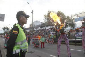 Sepa algunas recomendaciones de seguridad para el disfrute de la Feria de Cali