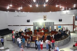 Concejales aprobaron cuatro proyectos en periodo extraordinario