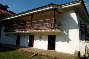 Avanza restauración de la Hacienda Cañasgordas