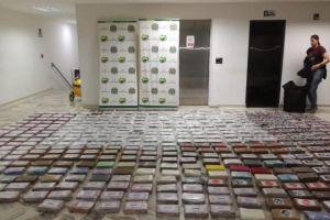 Policía dio duro golpe al tráfico de drogas ilícitas en el sur del país