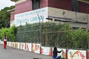 Llaman a sumar esfuerzos por la recuperación del colegio Santa Librada