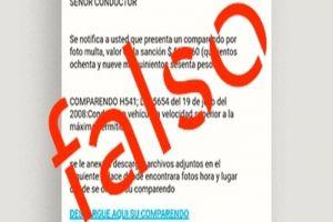 Secretaría de Movilidad no envía cobros de multas por correo electrónico