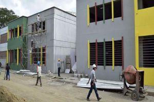 Ministerio de Educación reanuda las obras pendientes en Cali