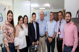 Alcaldía y Cruz Roja Bogotá unen experiencias para trabajar por la población migrante