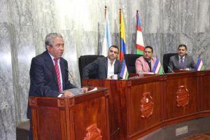 Gobierno Municipal anunció al Concejo ocho proyectos de acuerdo