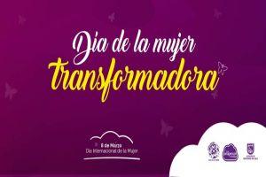 El 8 de marzo se reconocerá trabajo de las mujeres transformadoras