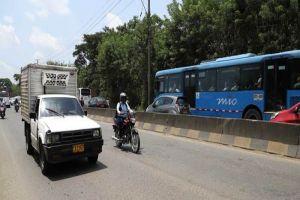 Autoridades estudian modificar paso peatonal a la altura de la Universidad Autónoma