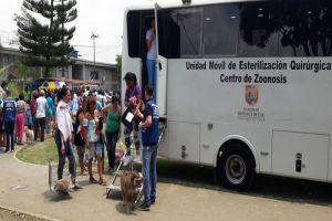 Centro de Zoonosis ofrece 500 cupos para esterilización