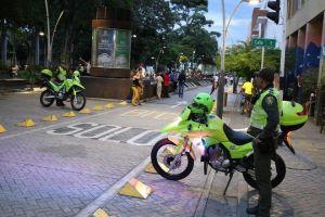 Reportaron como positivo el balance de seguridad por la Semana Mayor