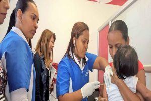 Vacunación de las Américas cierra este sábado con despliegue en 148 puntos