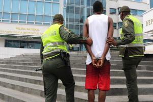 """Capturado """"El Tigre"""",  peligroso delincuente que infundía temor en la Comuna 15"""